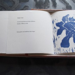 Les trois moires, poème de Danielle Péan Le Roux